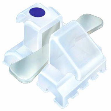 Стоимость пластиковых брекетов Spirit