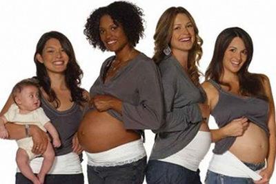 Выравнивание зубов при беременности