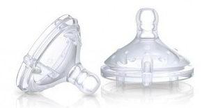 Ортодонтические соски Nuk (Нук): отличия от обычной, конструктивные особенности