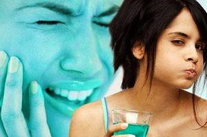Полоскание зубов при воспалении десен