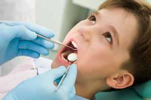Гингивит у детей - лечение заболевания