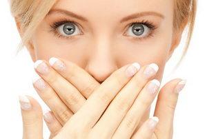 Неприятный запах изо рта у женщин и мужчин - способы избавления