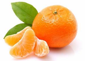 Апельсин для домашнего отбеливания