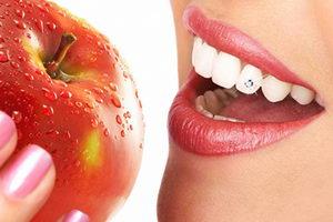 Украшения на зубы: скайсы или драгоценные камни?