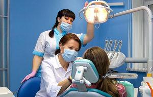 Профилактический прием у стоматолога