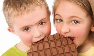 Кариес у детей от сладкого
