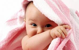 Здоровые зубки ребенка
