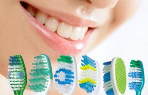 Выбор зубной щетки: правила покупки. виды, особенности