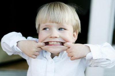Крепкие зубки у малютки