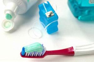 Средства гигиены полости рта: щетка, паста, ополаскиватель