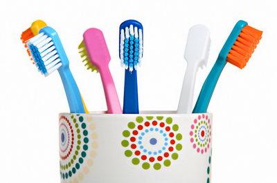 Правильные зубные щетки