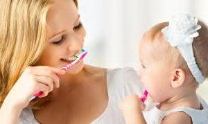 Какой должен быть уход за зубами ребенка?