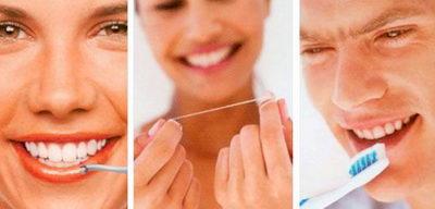 Средства профилактики зубного камня