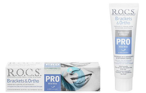 R.O.C.S. Pro Brackets & Ortho