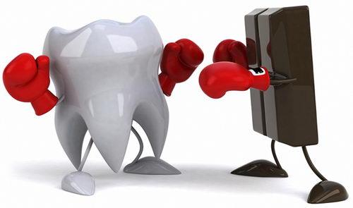 Сладости опасны для зубов