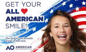 Брекеты American Orthodontics