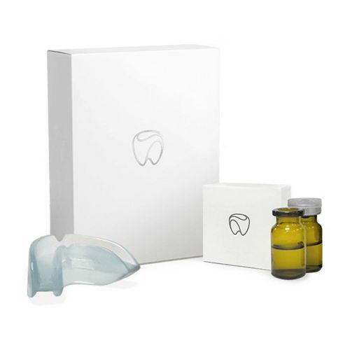 Упаковка средства для домашнего отбеливания зубов Bright&White