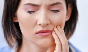 Зубную боль терпеть практически невозможно