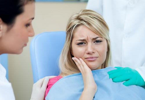 Зубы болят у беременной